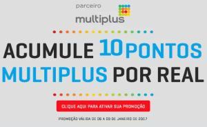 Ganhe 10 pontos Multiplus por real gasto na Netshoes