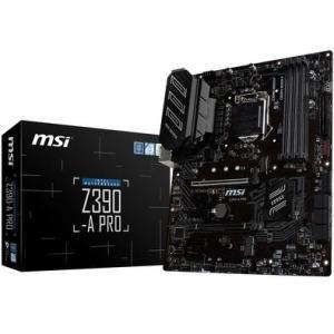 MSI Z390 A PRO A VISTA