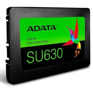 SSD Adata SU630 960GB SATA 6GB/S 3D QLC, ASU630SS-960GQ-R - R$ 589