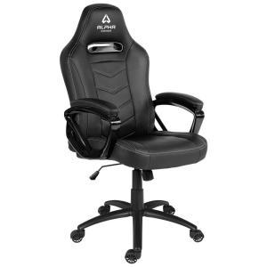 Cadeira Gamer Alpha Gamer Kappa, Black | R$470