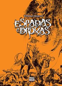 Espadas e Bruxas - Volume Único Exclusivo Amazon (capa dura) | R$76