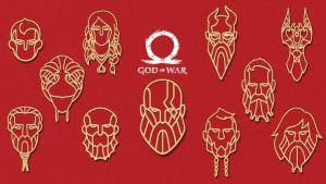 (PSN) God of War: Anniversary Avatars