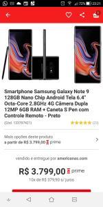 [app] Galaxy Note 9 128gb