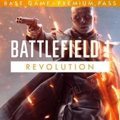 Battlefield 1 Revolution - PS4 - PSN Plus