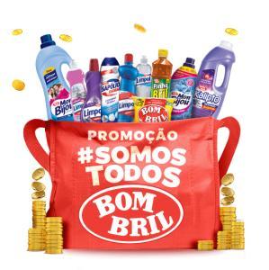 Promoção #SomosTodosBombril - Prêmios de R$100mil