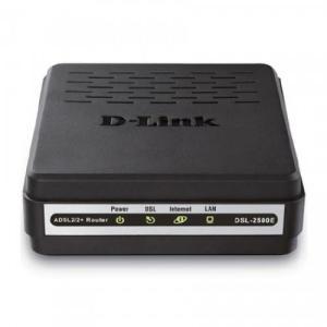 Modem Wireless 24 Mbps D-Link DSL-2500E | R$20