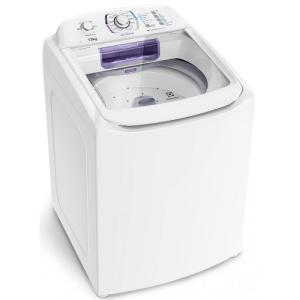 Lavadora Electrolux 13kg com Dispenser Autolimpante LAC13 por R$ 1147