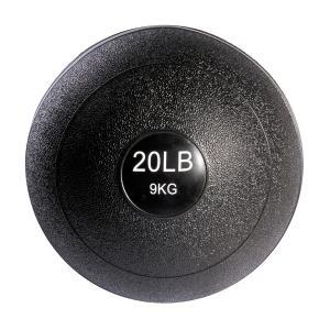 Slam Ball 9Kg Acte Sports - Preto | R$130