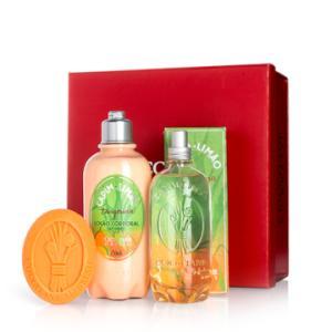 Presente Hidratação e Fragrância Capim-Limão Tangerina FRETE GRÁTIS