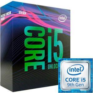 Processador Intel Core i5-9400F Coffee Lake, Cache 9MB, 2.9GHz (4.1GHz Max Turbo), LGA 1151 - BX80684I59400F R$900