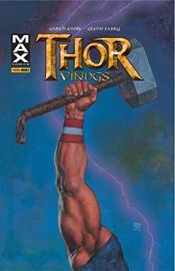 HQ | Thor. Vikings por Garth Ennis - R$19