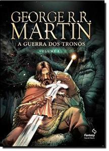 HQ | Guerra Dos Tronos - Volume 1  - R$30