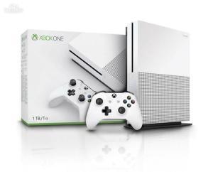 Console Xbox One S 1Tb Com Controle Microsoft
