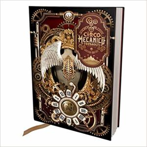 Livro: O Circo Mecânico Tresaulti | R$28