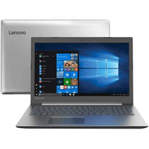 Notebook Ideapad 330 Intel Core I7-8550u 8GB (Geforce MX150 com 2GB) por R$ 3096