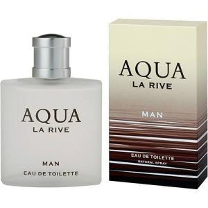 Perfume La Rive Aqua Masculino Eau de Toilette 90ml R$50