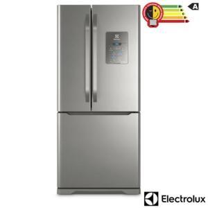 Refrigerador Multidoor Electrolux de 03 Portas Frost Free com 579 Litros Painel Eletrônico Inox - DM84X | R$4.199