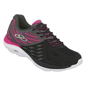 Tênis Olympikus Flix 2 Feminino - Preto e Pink (apenas 34)   R$89
