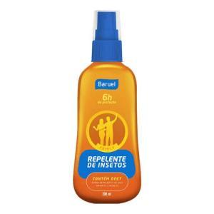 Repelente Baruel Family Spray 200ml por R$ 9