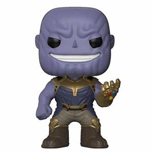 Funko Pop Marvel Infinity War Thanos Nc Games | R$68