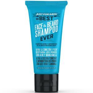 Shampoo para Barba E Rosto Our Best Face E Beard Ever 97ml