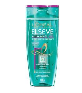Shampoo Elseve Hidra Detox 200ml - R$7,75
