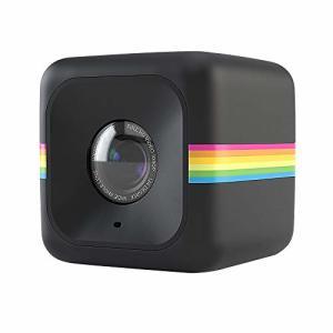 Câmera de Ação Full HD, POLAROID, POLCUBELSBK, Preta - R$357