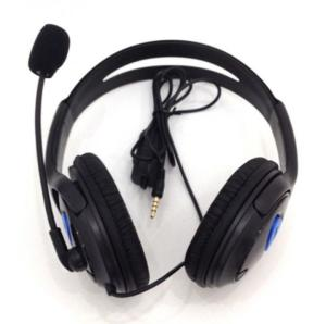 Headset Fone De Ouvido Ps4 Playstation 4 Jogos Online - R$30