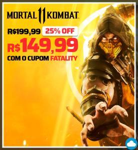 [Nuuvem] Mortal Kombat 11 para PC