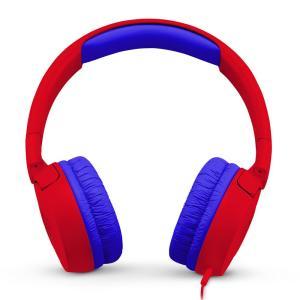 Fone de Ouvido Infantil JBL Jr300 On Ear - Vermelho | R$70