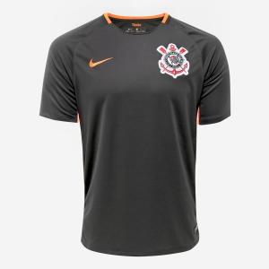 Camisa Corinthians III 17/18 s/n° - Torcedor - Masculina