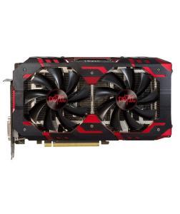 Placa de Video PowerColor Radeon RX 580 8GB RED DEVIL 8GB GDDR5 256-Bit - AXRX 580 8GBD5-3DH/OC