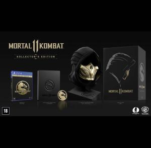 Game Mortal Kombat 11 kollectors - PS4