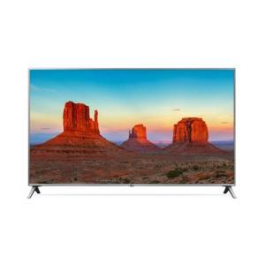 "Smart TV LED 50"" LG 50UK6520 Ultra HD 4K WebOS 4.0 4 HDMI 2 USB - R$ 2043"