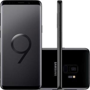 """(Cartão Shoptime) Smartphone Samsung Galaxy S9 Tela 5.8"""" Octa-Core 2.8GHz 128GB - R$ 2.443"""