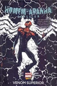 HQ | Homem Aranha Superior. Venom Superior - R$27