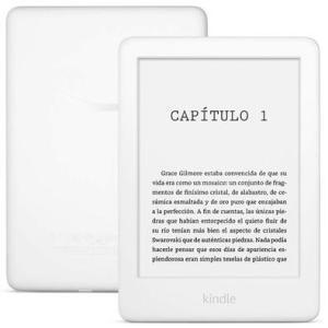 Kindle 10ª Geração Branco, Luz Integrada, Wi-Fi - AO0741 | R$330