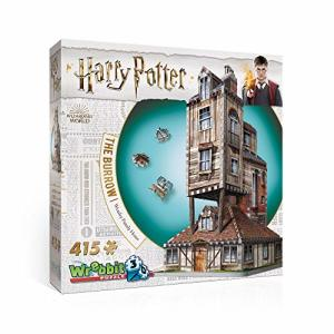 Harry Potter: A Toca - Casa Da Família Weasley | Galápagos Jogos | R$225