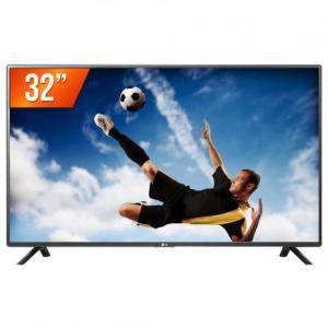 TV LED 32 Polegadas LG HD USB HDMI - 32LW300C | R$819