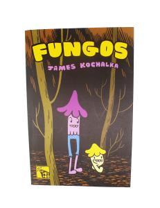 HQ: Fungos - James Kochalka | R$20