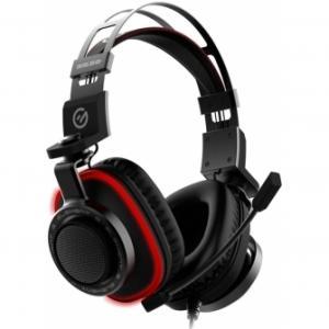 Headset Gamer Eelement G Single Color P2 Surround 7.1 LED Vermelho G530 | R$219