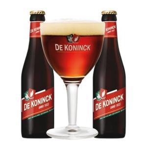 Kit de Cerveja De Koninck - Compre e Ganhe a Taça | R$35