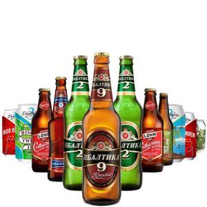 Kit de Cervejas Especiais - Compre 5 Leve 12 Cervejas | R$100