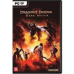 Game Dragons Dogma: Dark Arisen (Mídia Física PC) - R$10