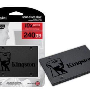 SSD KINGSTON 240GB R$ 142,00 [R$ 127,80 no cartão Americanas]