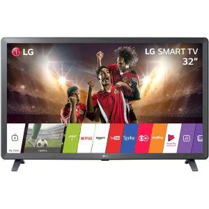 "Smart TV LED 32"" 32lk615bpsb HD com Conversor Digital 2 HDMI 2 USB Wi-Fi Webos 4.0 Time Machine Ready 60Hz - R$1048"