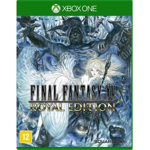 [Cartão Americanas] Game Final Fantasy XV: Royal Edition - XBOX ONE | R$90