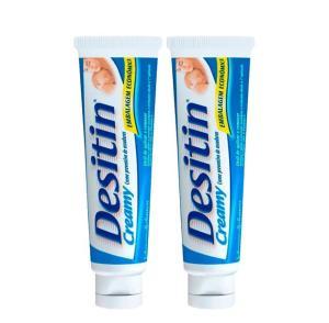 Kit 2 Cremes Preventivo De Assaduras Desitin Creamy 113g - R$69