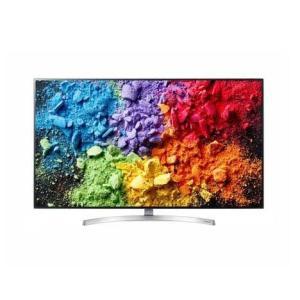 "Smart TV LED 55"" LG 55SK8500PSA Super Ultra HD 4k Wi-Fi Inteligência Artificial Prata Conversor Digital Integrado - R$3299"