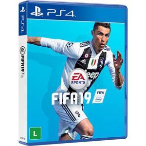 [AME] Game FIFA 19 - PS4 - R$95 (ou R$81 com Ame)